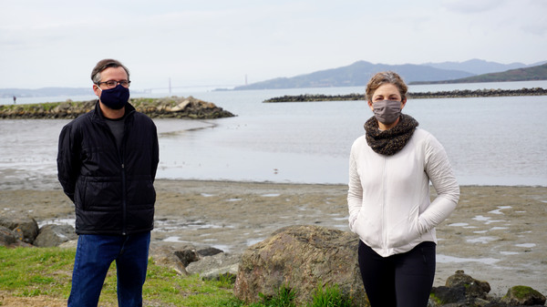 Scientists Scott Dusterhoff and Letitia Grenier of the San Francisco Estuary Institute found that with sea level rise, demand for mud will vastly outstrip supply.