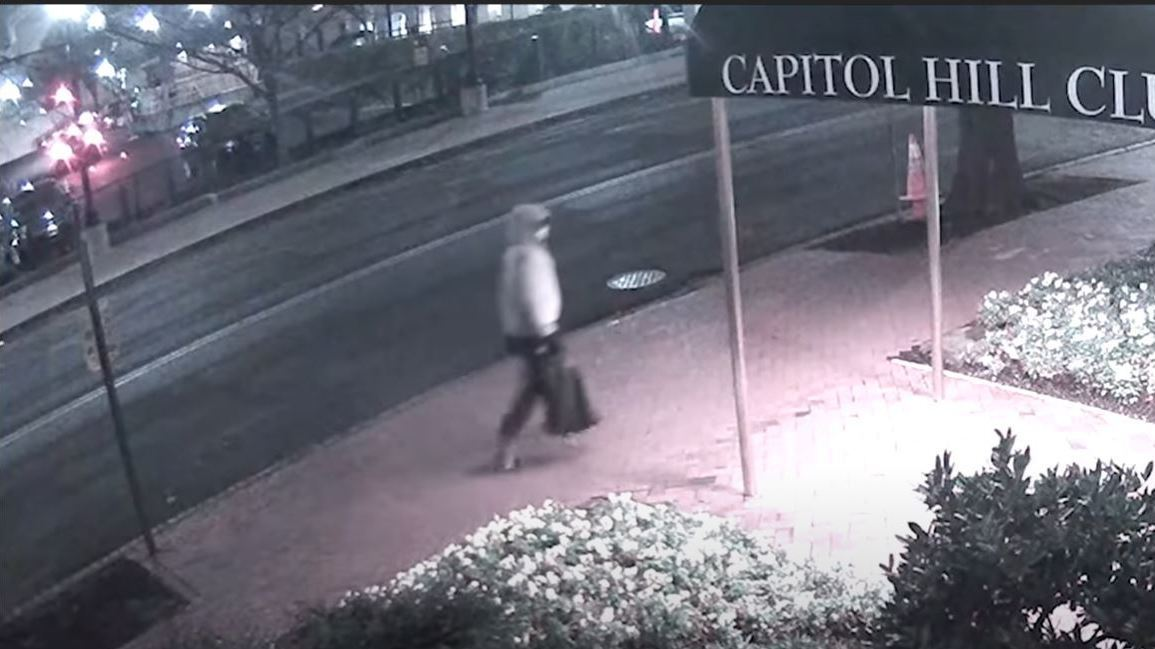 What We Know About The Suspect Who Planted Bombs Before The Capitol Riot