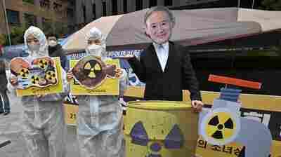 Japan To Dump Wastewater From Wrecked Fukushima Nuclear Plant Into Pacific Ocean