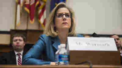Biden To Nominate Christine Wormuth As 1st Female Secretary Of The Army
