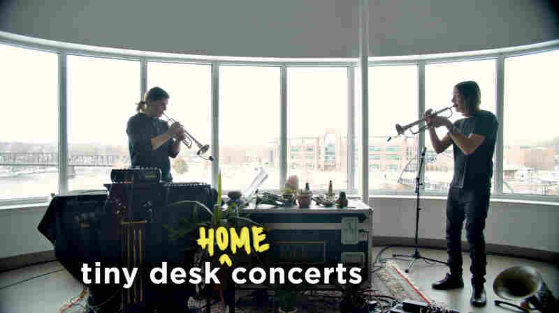 CARM: Tiny Desk (Home) Concert