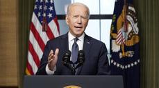 Biden Announces He Will End America's Longest War In Afghanistan