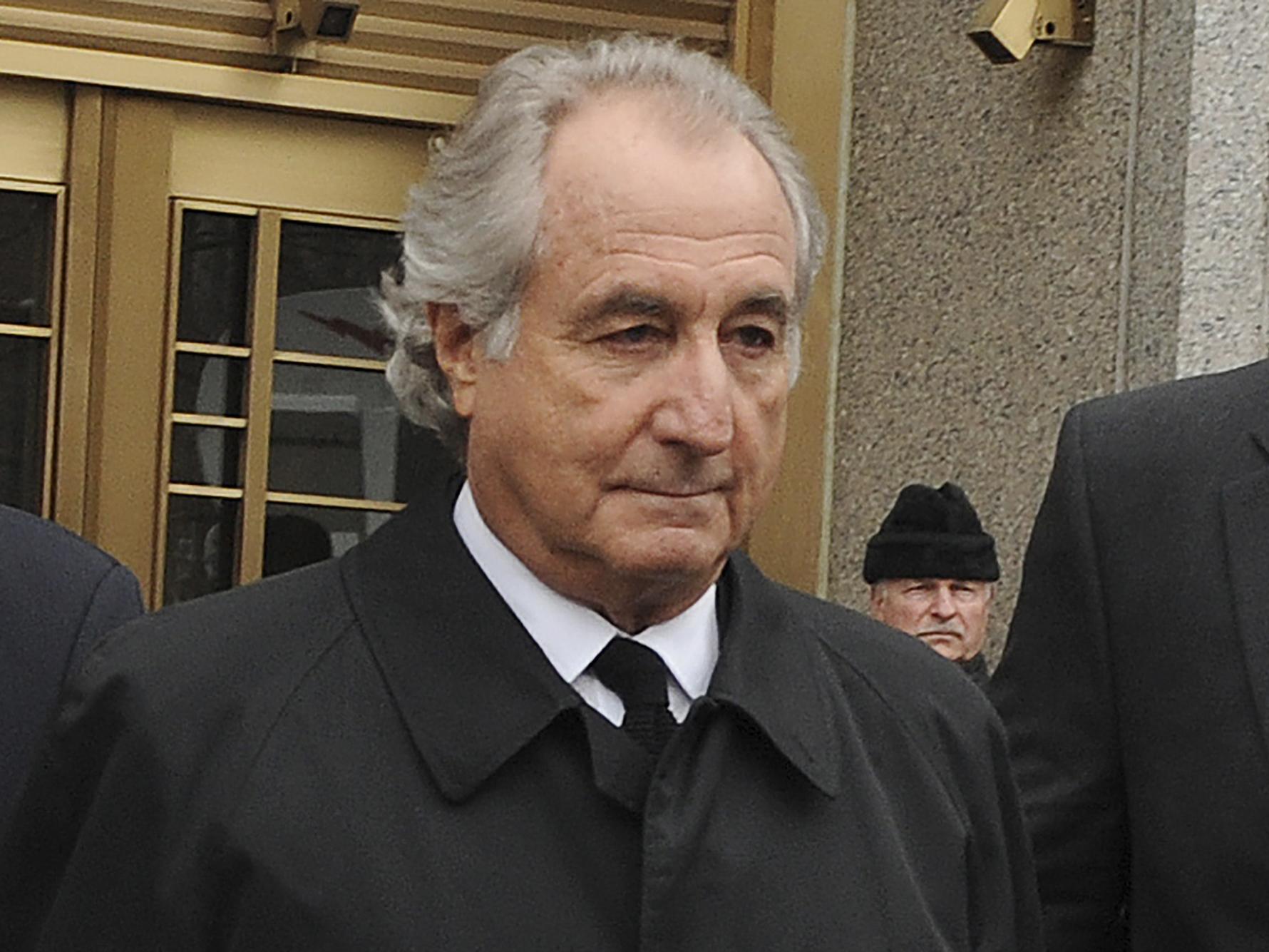 Bernie Madoff Notorious Ponzi Schemer Dies At 82 Npr