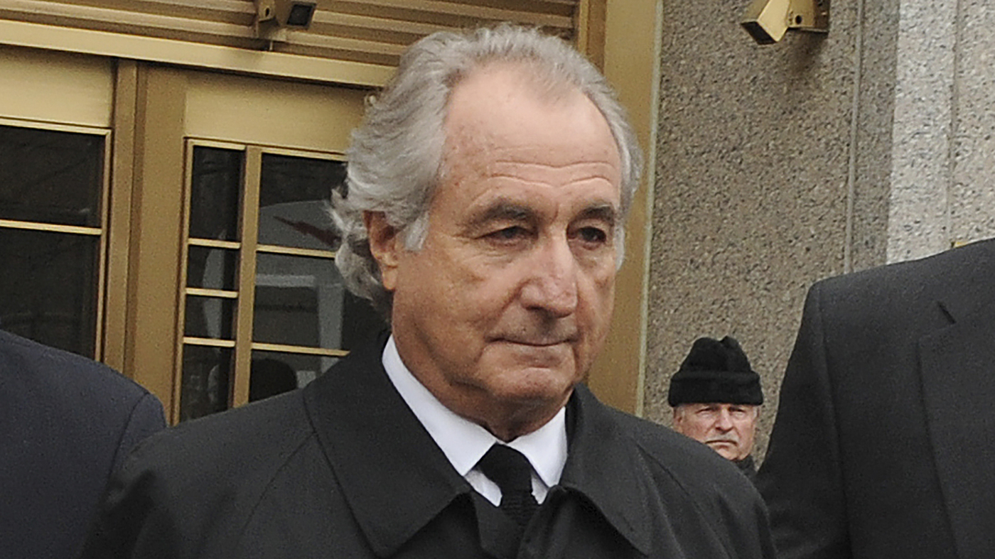 Bernie Madoff, Financier Behind Notorious Ponzi Scheme, Dies At 82