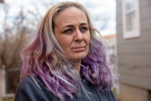 """Gaught didn't realize she could lose her mobile home so quickly. Legal aid attorneys in the state say it can take a year to foreclose on a regular homeowner who falls behind on their mortgage. But if you fall behind on """"lot rent"""" for the land under your home in a mobile home park, they say you can be evicted and lose your home in just a couple of months."""