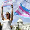 Republicans and Democrats largely oppose transgender sports laws