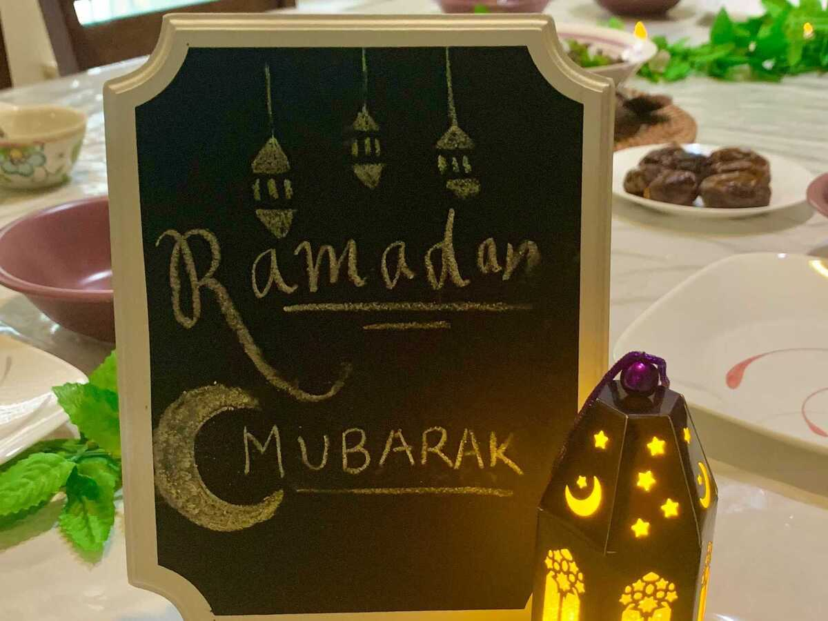 Muslim Americans Reflect On Another Ramadan During The Pandemic : NPR