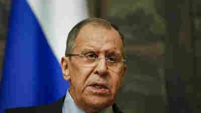 Russia Retaliates Against Biden's New Sanctions, Expelling 10 U.S. Diplomats