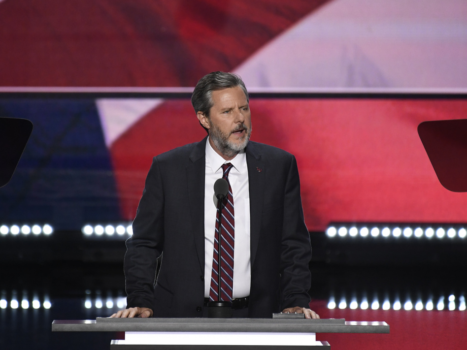 Liberty University Sues Ex-President Jerry Falwell, Jr., Seeking Millions In Damages