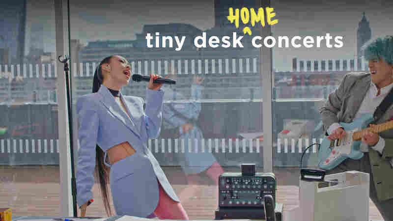 Rina Sawayama: Tiny Desk (Home) Concert