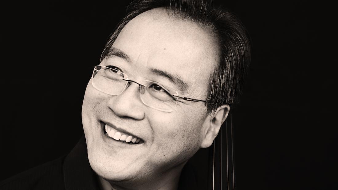 Cellist Yo-Yo Ma.