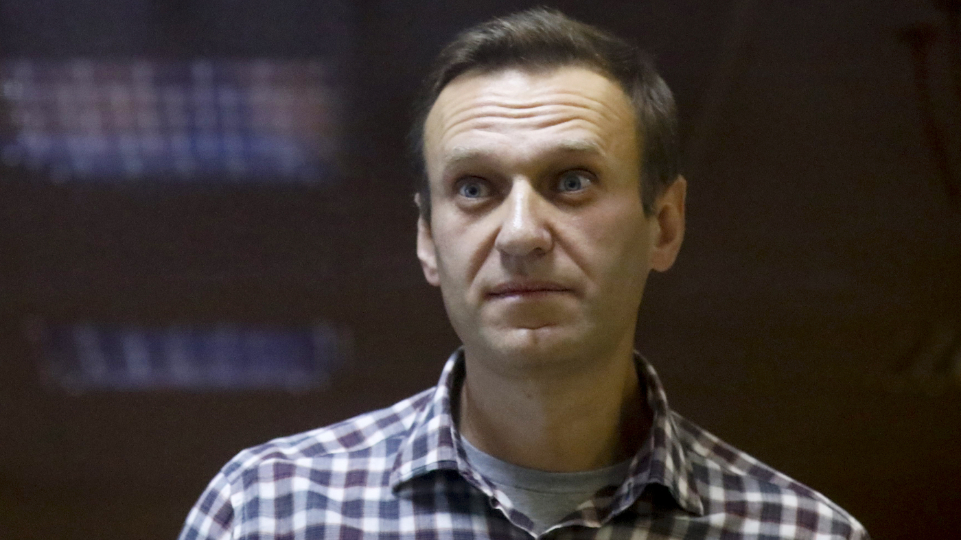 Putin Critic Alexei Navalny 'Could Die At Any Moment,' Doctor Says