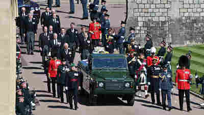 Prince Philip Is Memorialized In An Intimate Funeral Ceremony