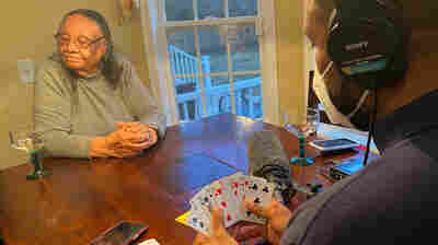For Seniors Looking To Stay Sharp In The Pandemic, Try A Game Of Spades