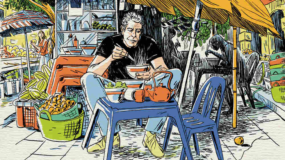 Missing Travel? This 'Irreverent Guide' Visits Anthony Bourdain's Favorite Places
