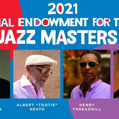 Stream the 2021 NEA Jazz Masters Tribute Concert From SFJAZZ