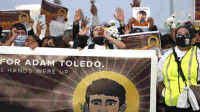 Attorney For Adam Toledo's Family: 'Adam Died Because He Complied'