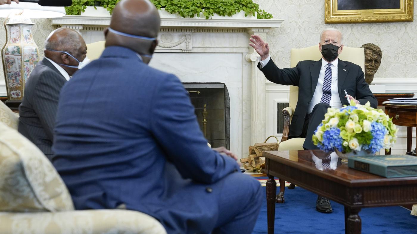 www.npr.org: Looming Chauvin Verdict Will Test Biden's Leadership On Race