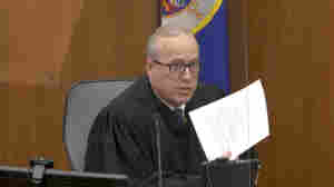 Trial Of Derek Chauvin In The Death Of George Floyd Goes To The Jury