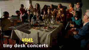 C. Tangana: Tiny Desk (Home) Concert