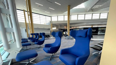 Goodbye, Gate 35X: Here's What The New Concourse At National Airport Looks Like