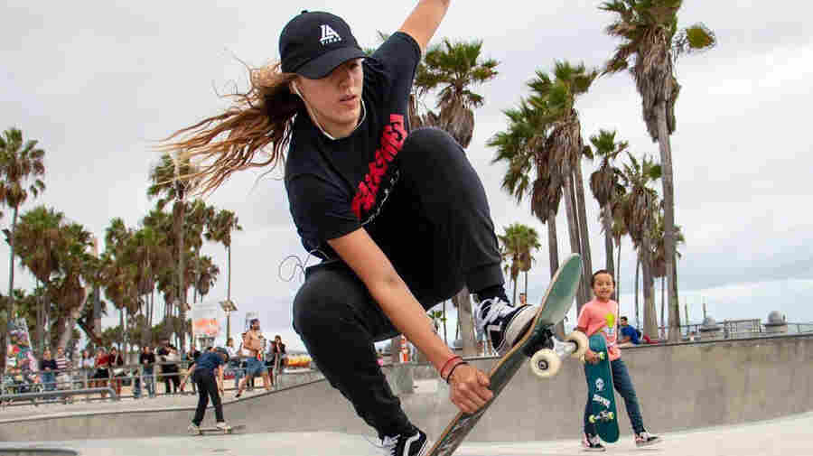 How TikTok And Skater Girls Are Sending Skateboard Sales Off The Wall