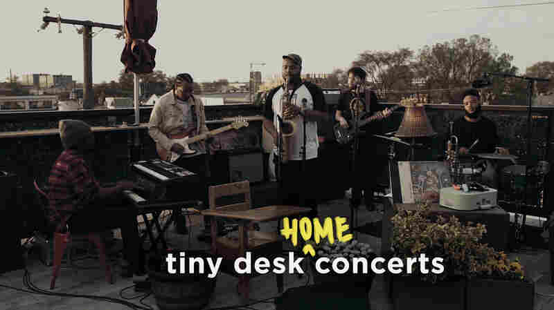 Butcher Brown: Tiny Desk (Home) Concert