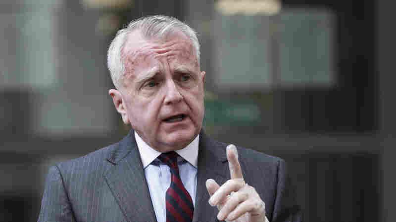 U.S. Ambassador To Russia Returns To Washington As Relations Sour Further