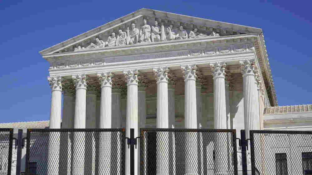 Supreme Court Eyes Rich Activists, Their Anonymous Donations And Tax Breaks