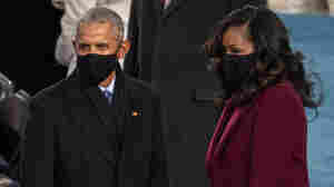 Obamas: Chauvin Jury 'Did The Right Thing' But 'We Cannot Rest'