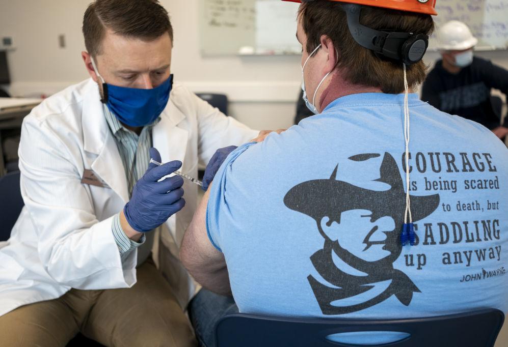 Rural COVID Vaccination Rates Trail Urban Among Seniors : Shots