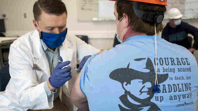 Lagging Vaccination Rates Among Rural Seniors Hint At Brewing Rural-Urban Divide