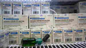 EU Regulator: 'Possible Link' Between Johnson & Johnson Vaccine And Rare Blood Clots