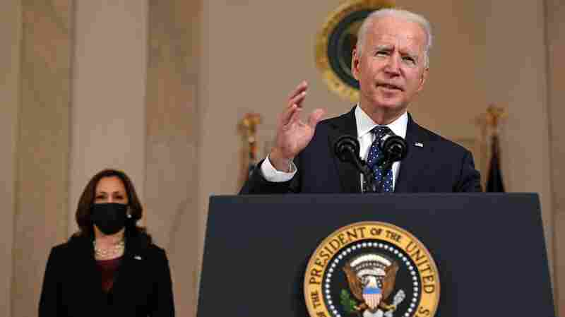 Biden Says Chauvin Guilty Verdict Can Be 'A Moment Of Significant Change'