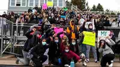 Minnesota Students Walk Out Of School To Protest Racial Injustice