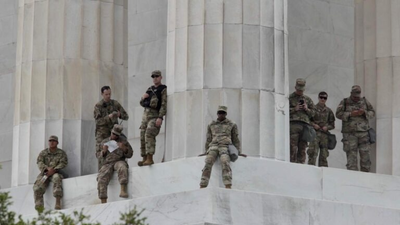 D.C. National Guard Activates 250 Personnel Ahead Of Chauvin Verdict