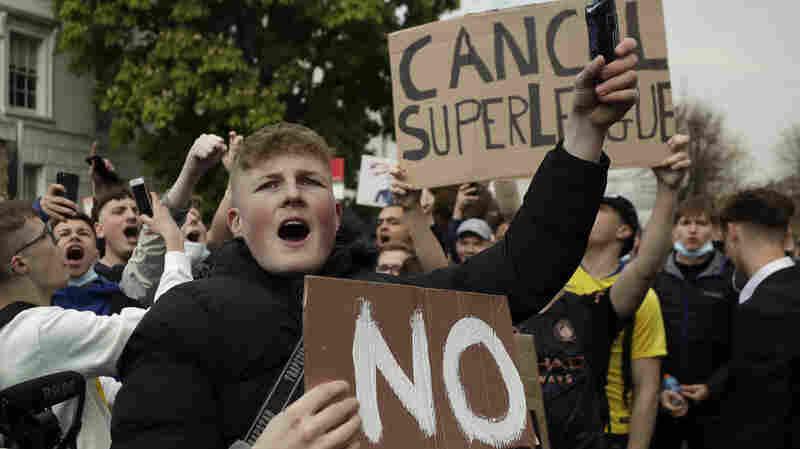 Super Collapse: Plans For New Elite Soccer League Implode