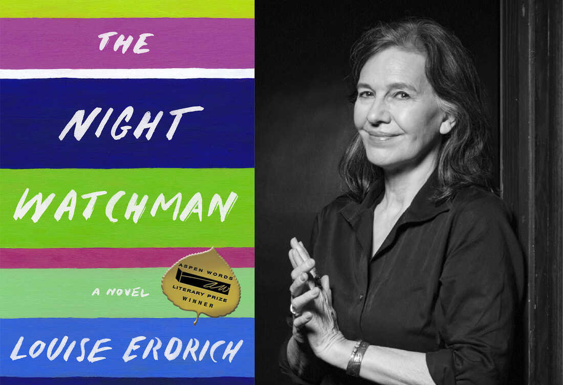 Louise Erdrich, author of The Night Watchman