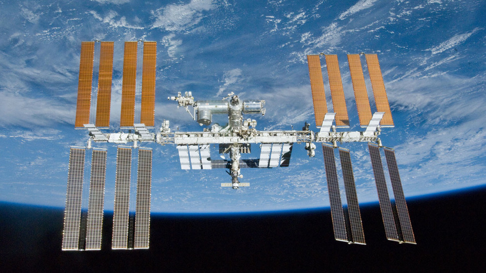 The International Space Station is larger than a football field. But with 11 people soon to be aboard, there aren't enough places for them all to sleep.