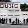 1st-Time Gun Buyers Help Push Record U.S. Gun Sales Amid String Of Mass Shootings