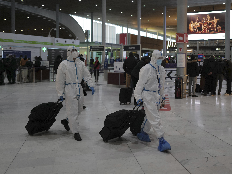 U S Issues More Than 115 Do Not Travel Advisories Citing Risks From Covid 19 Coronavirus Updates Npr