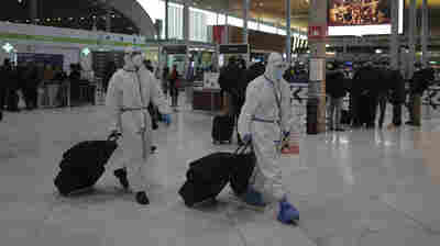 U.S. Issues More Than 115 'Do Not Travel' Advisories, Citing Risks From COVID-19