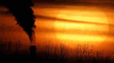 Biden Makes New Pledge For U.S. Greenhouse Gas Emissions: A 50% Cut