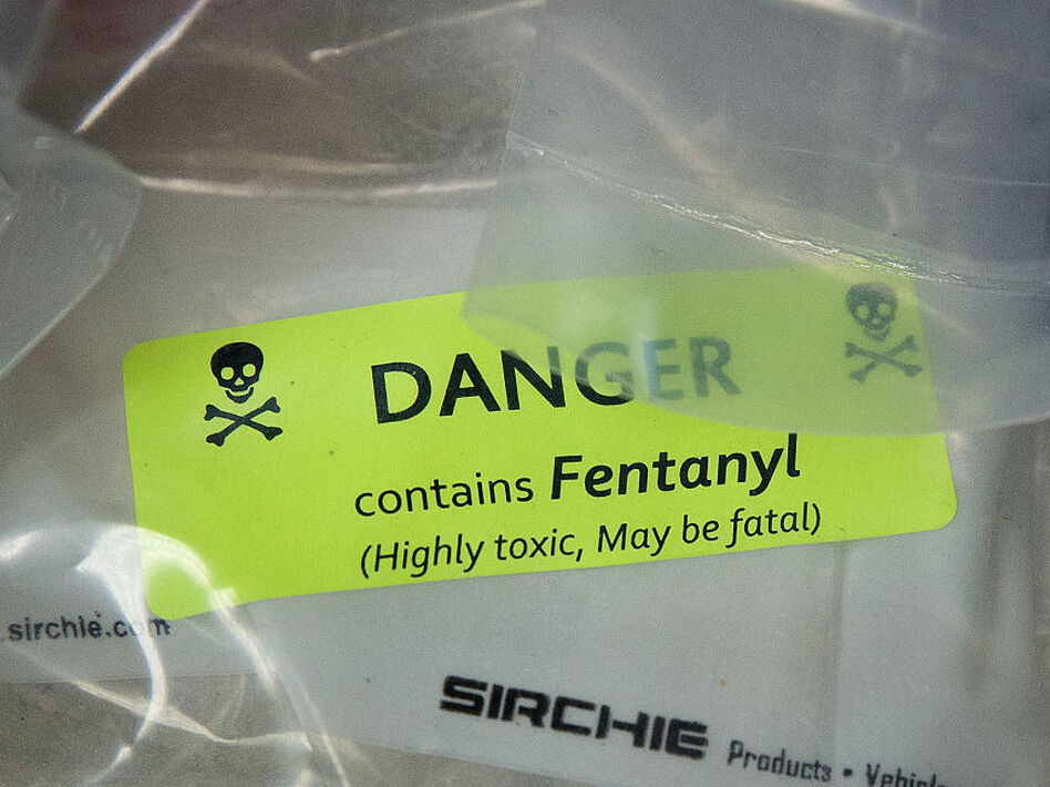 Federal agencies report a troubling rise in overdoses from a variety of drugs that have been laced with the potent synthetic opioid fentanyl. (Drew Angerer/Getty Images)