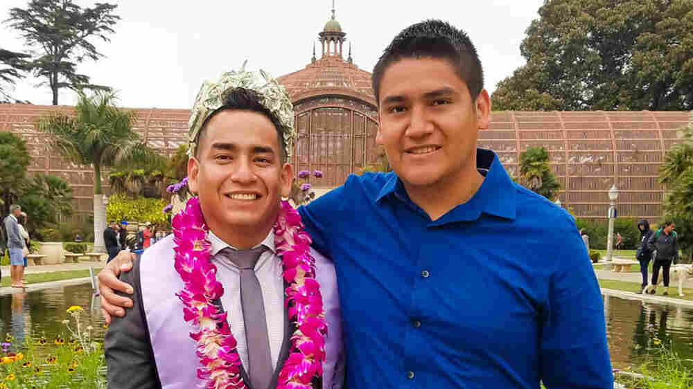 Mixed Immigration Status Gave Brothers 'Very Different Perspectives'