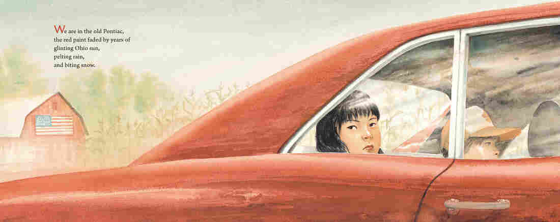 Watercress, written by Andrea Wang and illustrated by Jason Chin