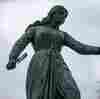 Town's Statue Of Colonial Woman Who Killed Natives Sparks Debate
