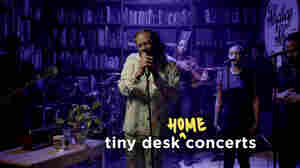 Shelley FKA DRAM: Tiny Desk (Home) Concert