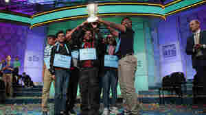 National Spelling Bee Adds New Rules To Help Winners Sting The Competition