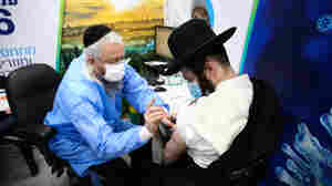 How Faith Leaders In Israel And The U.K. Are Fighting Vaccine Hesitancy
